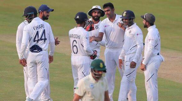 INDvsSA : भारत की मुट्ठी में रांची टेस्ट, जीत से सिर्फ 2 कदम दूर 36