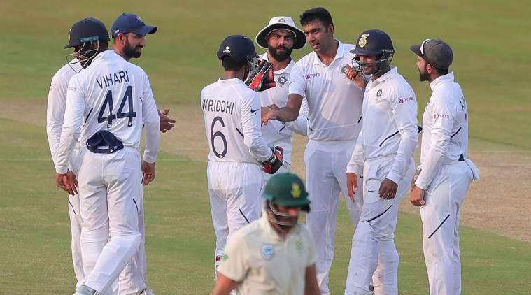 INDvsSA : भारत की मुट्ठी में रांची टेस्ट, जीत से सिर्फ 2 कदम दूर