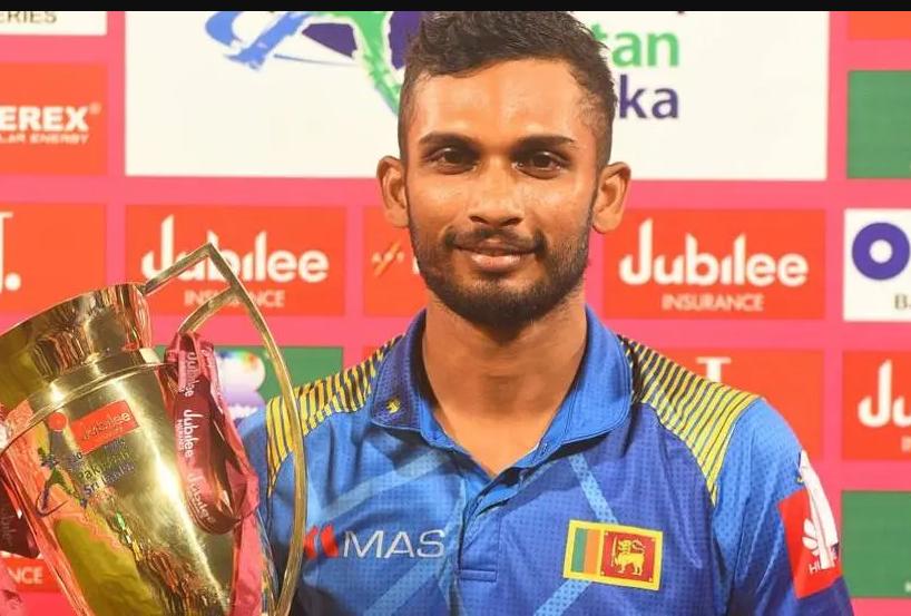 दासुन शनाका ने सिर्फ 33 टी-20 मैचों में कर ली एमएस धोनी के विश्व रिकॉर्ड की बराबरी