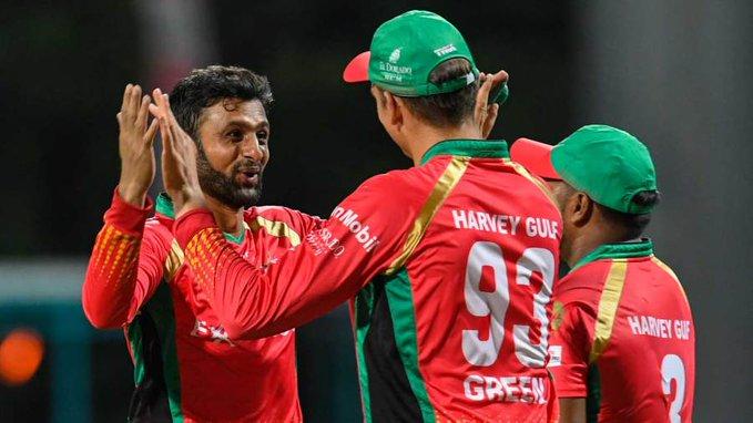 सीपीएल : वेस्टइंडीज को मिला छोटा क्रिस गेल, तूफानी शतक लगा पहुंचाया अपनी टीम को फाइनल में 4
