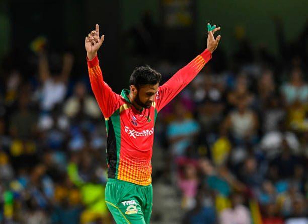 सीपीएल : वेस्टइंडीज को मिला छोटा क्रिस गेल, तूफानी शतक लगा पहुंचाया अपनी टीम को फाइनल में 3