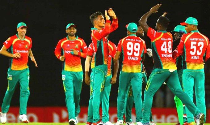 सीपीएल : वेस्टइंडीज को मिला छोटा क्रिस गेल, तूफानी शतक लगा पहुंचाया अपनी टीम को फाइनल में 1