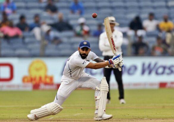 INDvSA, दूसरा टेस्ट: भारतीय टीम ने बनाये 473 रन, दोहरे शतक की तरफ विराट 36