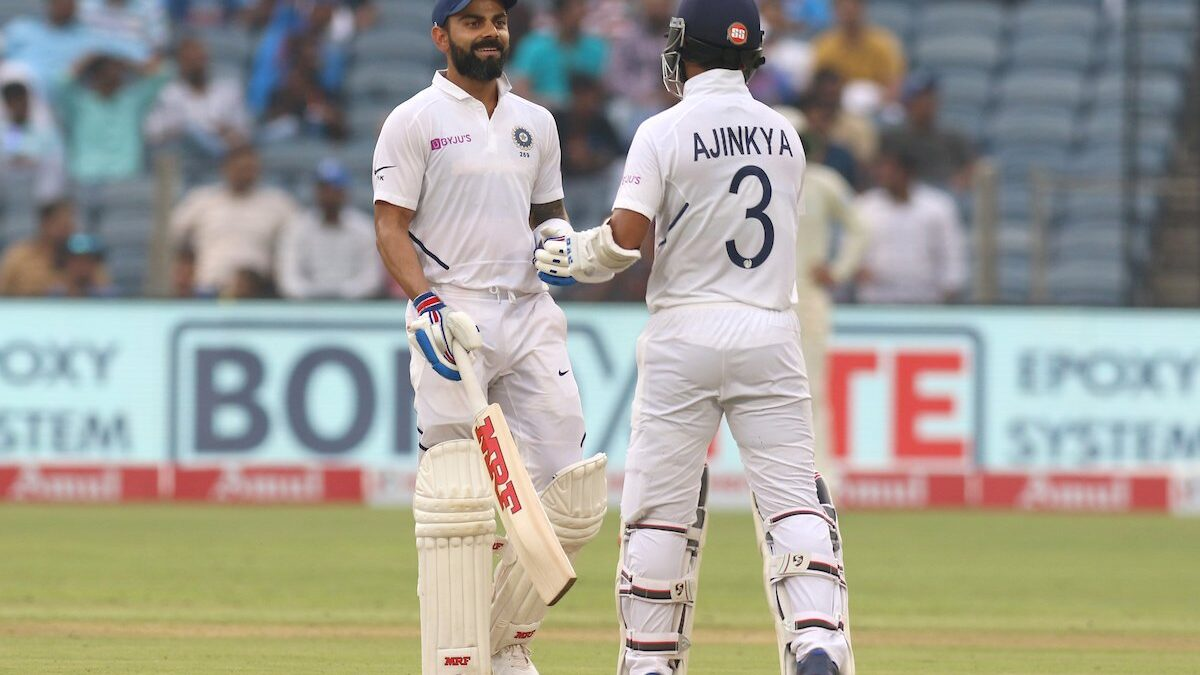 टेस्ट के उपकप्तान अजिंक्य रहाणे इस भारत खिलाड़ी के साथ बल्लेबाजी करना करते हैं पसंद