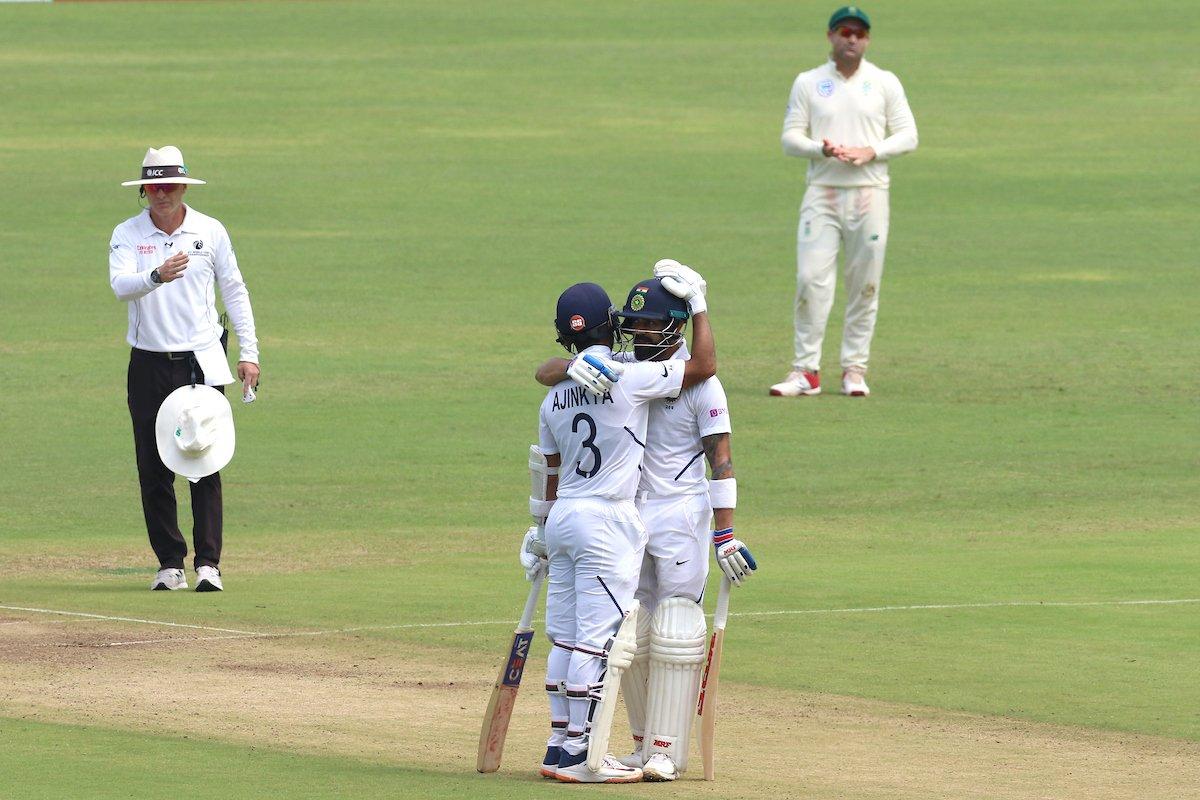 IND vs SA: 2nd Test: STATS: पुणे में जमकर गरजा विराट कोहली का बल्ला 5, 12 या 18 नहीं बने पूरे 22 विश्व रिकार्ड्स 1
