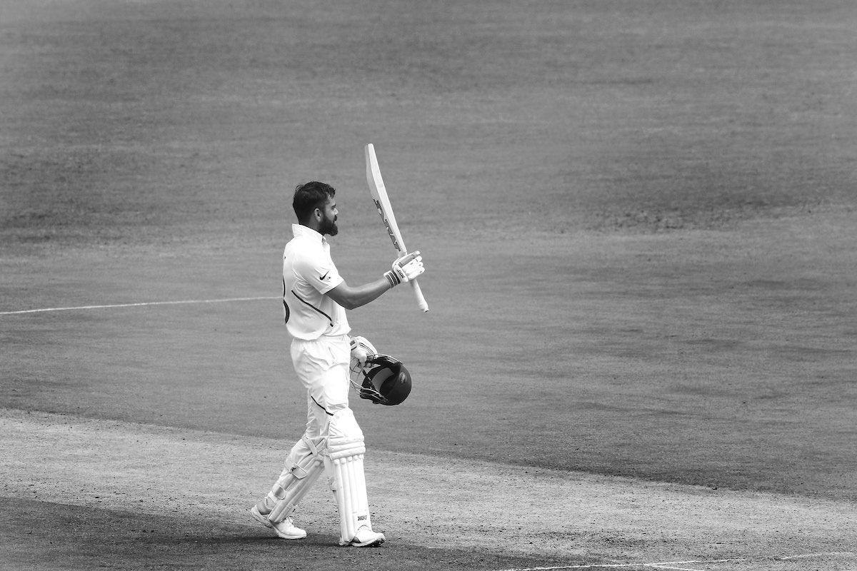 IND vs SA: 2nd Test: STATS: पुणे में जमकर गरजा विराट कोहली का बल्ला 5, 12 या 18 नहीं बने पूरे 22 विश्व रिकार्ड्स 3