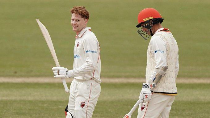 900 गेंद तक फील्डिंग करने के बाद इस ऑस्ट्रेलियाई बल्लेबाज को खेलने को मिला सिर्फ 1 गेंद, ऐसे व्यक्त की निराशा 1