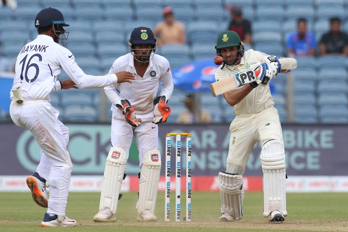 दक्षिण अफ्रीका के कप्तान फाफ डू प्लेसिस ने पुणे टेस्ट मैच में मिली हार के बाद इन्हें ठहराया जिम्मेदार 1