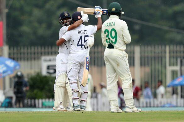 IND vs SA: 3rd Test: STATS: रांची टेस्ट के पहले दिन रोहित शर्मा ने लगाई रिकार्ड्स की झड़ी, बने 13 रिकॉर्ड 4