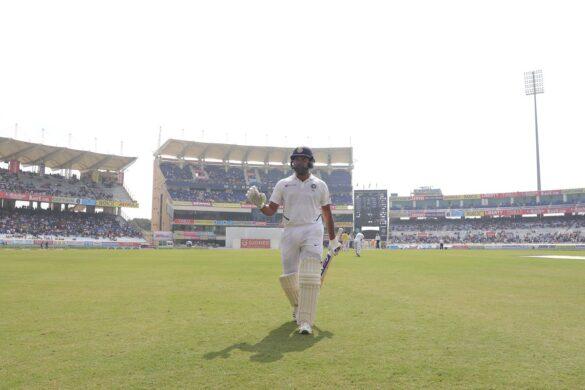 IND vs SA: 3rd Test: STATS: रांची के राजकुमार बने रोहित शर्मा और उमेश यादव, दूसरे दिन बने 22 रिकॉर्ड 5