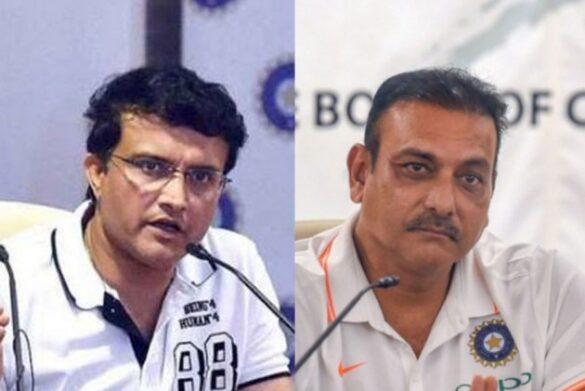 रवि शास्त्री कब तक रहेंगे भारतीय टीम के कोच? सौरव गांगुली ने दिया जवाब 14