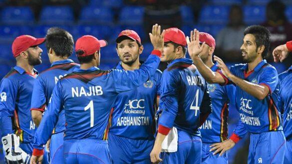 वेस्टइंडीज के खिलाफ टी-20 और वनडे सीरीज के लिए अफगानिस्तान टीम घोषित 15