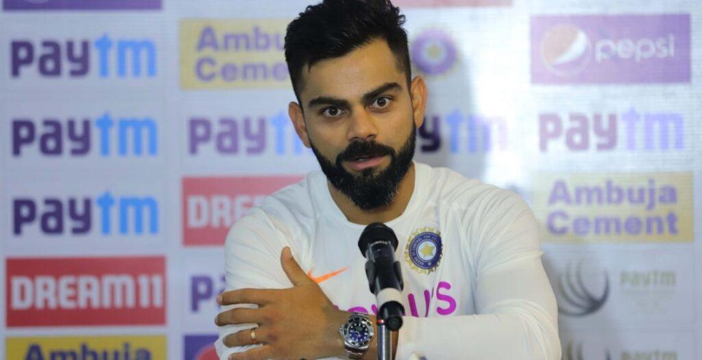 IND vs SA : विराट कोहली ने बताया उस खिलाड़ी का नाम, जिसके साथ साझेदारी करना लगता है सबसे अच्छा 1