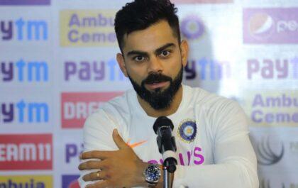 ऑस्ट्रेलिया में डे-नाईट टेस्ट ना खेलने का विराट कोहली ने बताया कारण 5