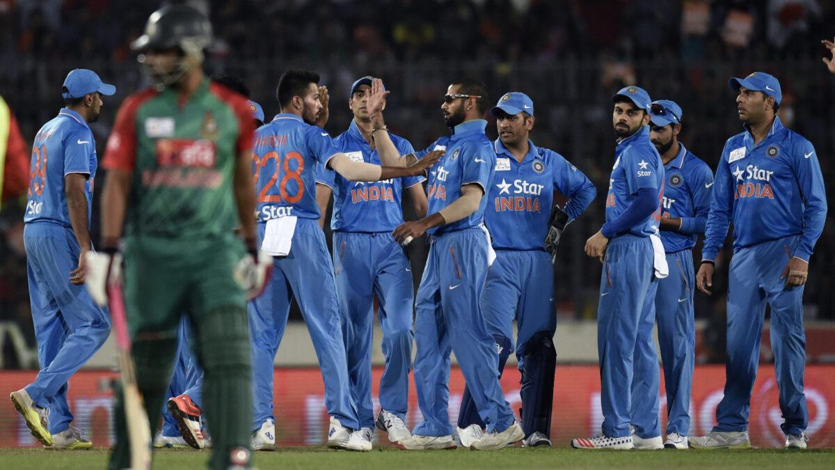 INDvsBAN : इन 2 बड़े बदलाव के साथ तीसरे टी-20 मैच में उतर सकती है भारतीय टीम
