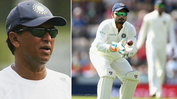 टेस्ट टीम से बाहर होने के बाद किरण मोरे के साथ इन कमियों पर काम कर रहे हैं ऋषभ पंत 11