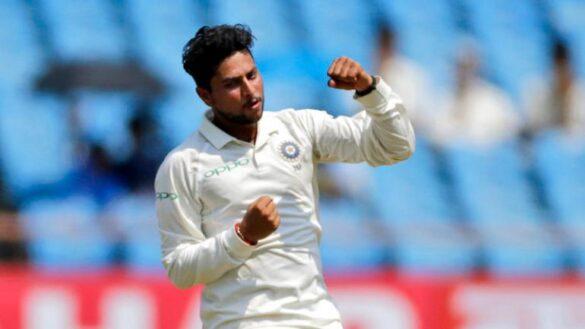 INDvSA, तीसरा टेस्ट: कुलदीप यादव हुए चोटिल, युवा स्पिनर को पहली बार टीम में किया गया शामिल 9