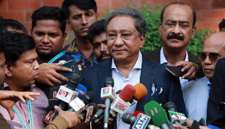 बीसीबी के अध्यक्ष नजमुल हसन का दावा, भारत दौरे को नुकसान पहुंचाने की लगातार हो रही कोशिश