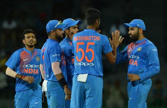 ICC T-20 RANKING : बांग्लादेश से सीरीज जीतने के बाद इस स्थान पर भारतीय टीम, टॉप पर पाकिस्तान 1