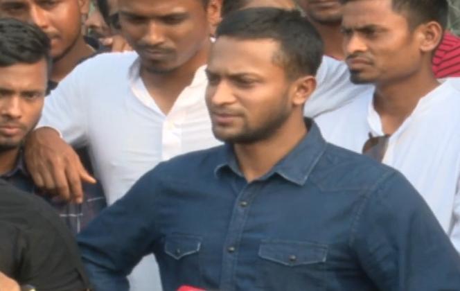 शाकिब, महमूदुल्लाह, मुशफिकुर और तमीम ने प्रेस कॉन्फ्रेंस में मीडिया को बताई बांग्लादेशी खिलाड़ियों की ये परेशानियां