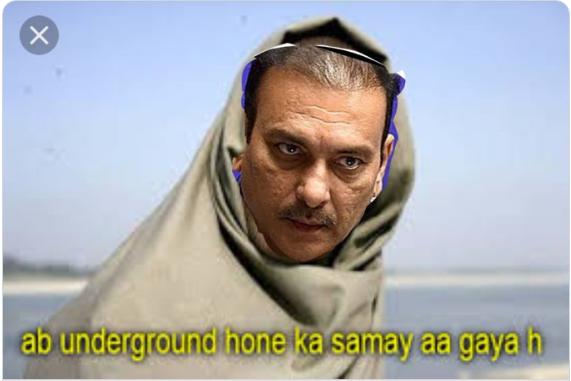 सौरव गांगुली का BCCI अध्यक्ष बनना हुआ तय, तो लोगो ने जमकर उड़ाया रवि शास्त्री का मजाक 16