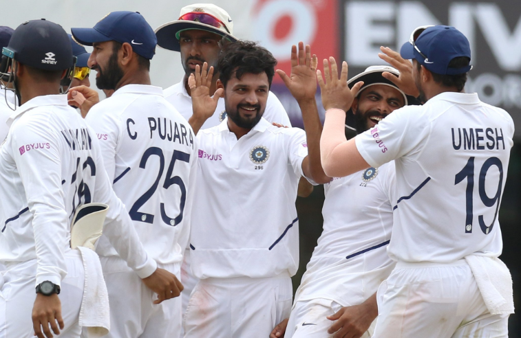 Team India: India VS South Africa, 3rd Test Ranchi