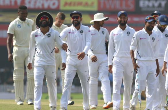 INDvSA, तीसरा टेस्ट: दक्षिण अफ्रीका को 3-0 से हराकर भारतीय टीम ने कई बड़े रिकॉर्ड किये अपने नाम 8