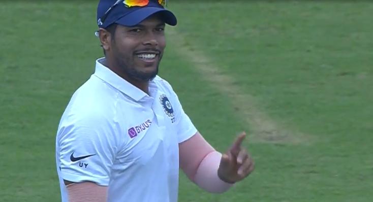 वीडियो : बल्लेबाजी और गेंदबाजी के बाद फील्डिंग में भी छाएं उमेश यादव, किया अद्भुत रन आउट 2