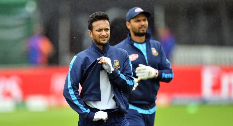 मैच फिक्सिंग मामले में 2 साल का प्रतिबंध झेल रहे शाकिब के ड्रेसिंग रूम में आने पर कुछ ऐसा करेंगे बांग्लादेशी खिलाड़ी 1