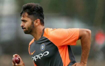 NZ vs IND- न्यूजीलैंड के खिलाफ लगातार दो जीत के बाद भी शार्दुल ठाकुर पर गिर सकती है गाज, इस खिलाड़ी को मिल सकता है मौका 1