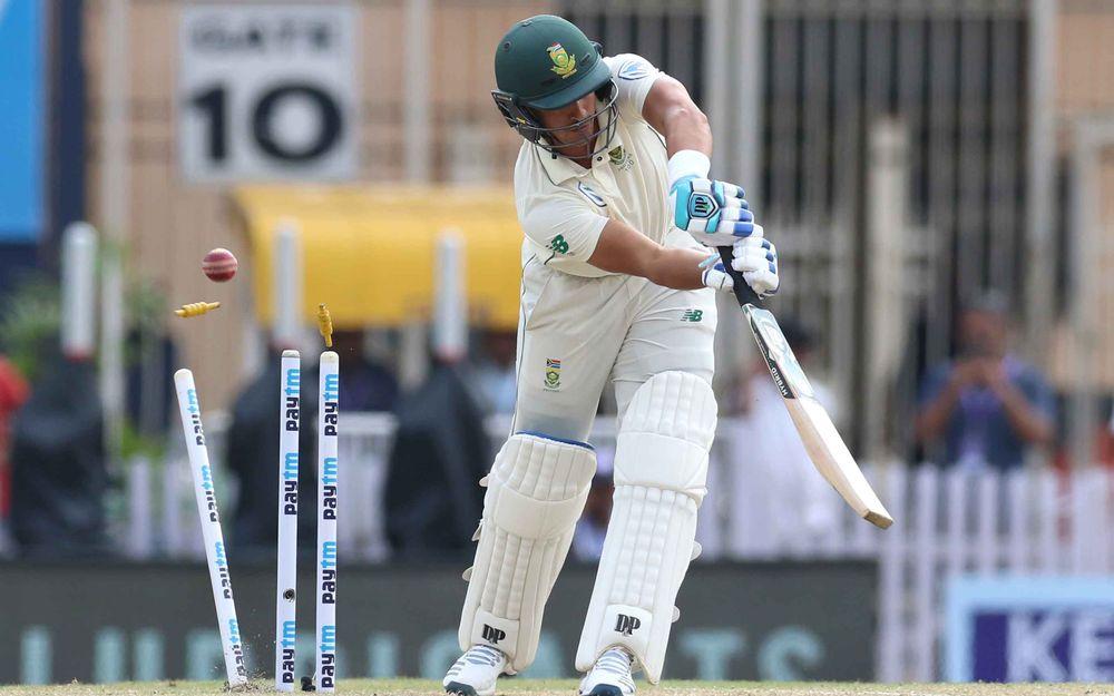 INDvSA, तीसरा टेस्ट: पारी की हार तरफ दक्षिण अफ्रीका, दूसरी पारी में 4 विकेट गिरे 3