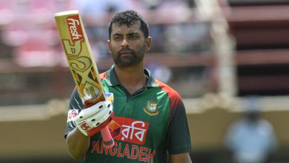 भारत दौरे से बाहर हुए तमीम इकबाल, इस खिलाड़ी को मिली टीम में जगह 28