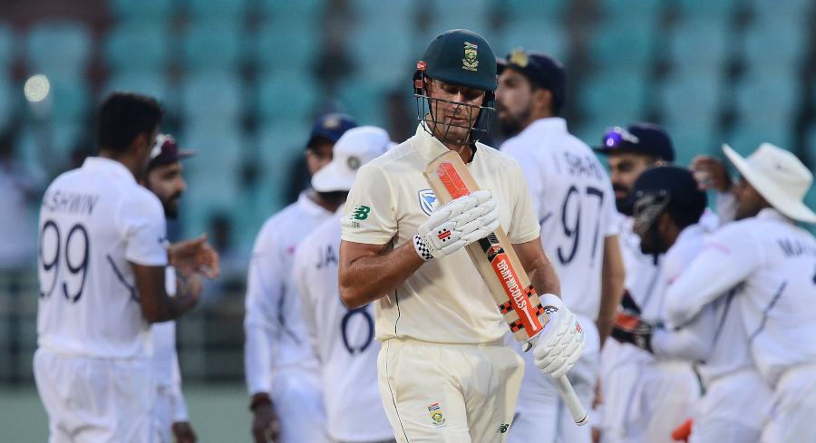 INDvsSA : भारत की मुट्ठी में रांची टेस्ट, जीत से सिर्फ 2 कदम दूर 1