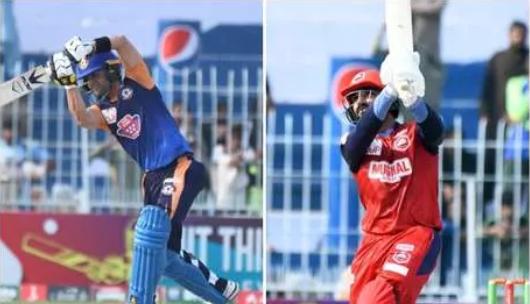 टी-20 के एक मैच में बने 448 रन, 27 छक्के लगा बल्लेबाजों ने तोड़े कई रिकॉर्ड 15