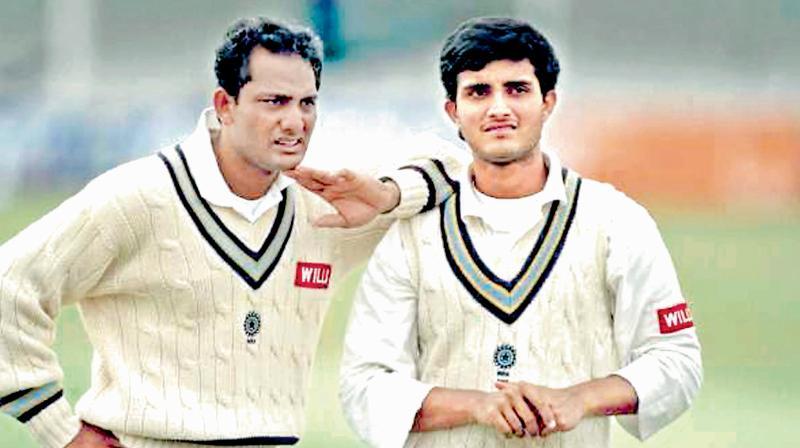 मोहम्मद अजहरुद्दीन ने सौरव गांगुली के बीसीसीआई अध्यक्ष बनने पर दी  बधाई साथ ही डे-नाईट टेस्ट पर कही ये बात 2