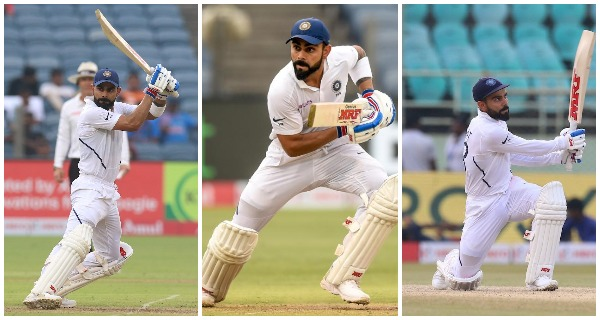 IND vs SA: 2nd Test: STATS: पुणे में जमकर गरजा विराट कोहली का बल्ला 5, 12 या 18 नहीं बने पूरे 22 विश्व रिकार्ड्स