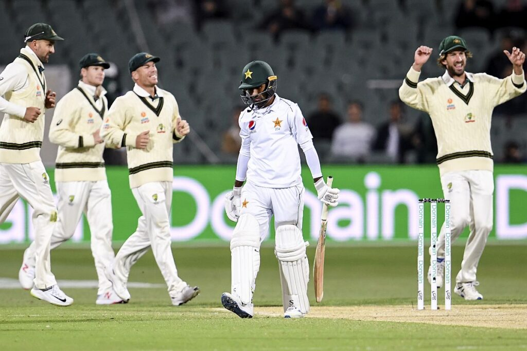 आईसीसी की ताजा टेस्ट रैंकिंग में 8वें पायदान पर फिसला पाकिस्तान, भारत इस स्थान पर मौजूद 1