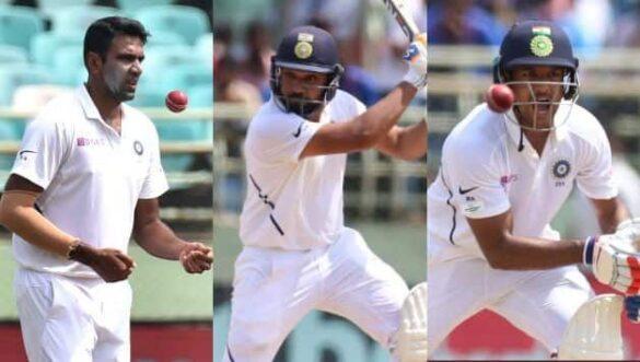 टेस्ट क्रिकेट टीम में भारत के इन तीन खिलाड़ियों ने लंबे समय के लिए पक्की कर ली है प्लेइंग इलेवन में जगह 9
