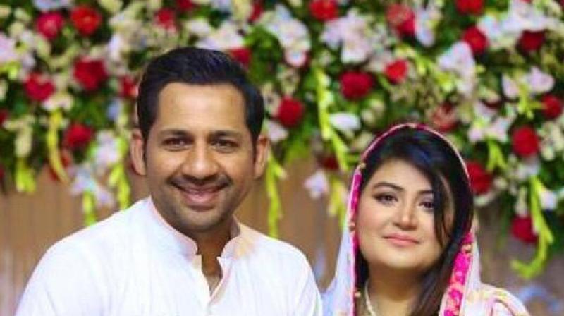 सरफराज अहमद को पाकिस्तान टीम से निकाले जाने के बाद पत्नी ने धोनी को लेकर कही ये बात