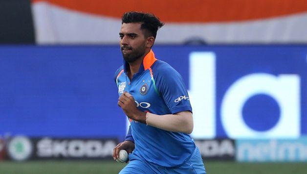 स्ट्रेस फ्रैक्चर से जूझ रहे दीपक चाहर ने कहा अब चुनिन्दा मैच खेलेंगे, आईपीएल खेलने पर कही ये बात