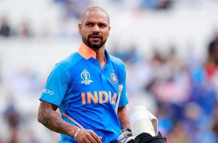 रणजी ट्राफी 2019-20 : कप्तान बनते ही शिखर धवन ने लगाया शानदार शतक, चौकों-छक्कों की लगाई झड़ी 2