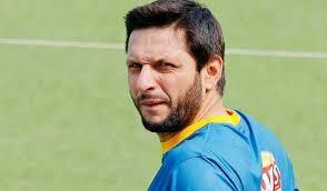 शाहिद अफरीदी ने कहा- ओलिंपक में शामिल होने के लिए बिल्कुल तैयार है टी 10 क्रिकेट 1
