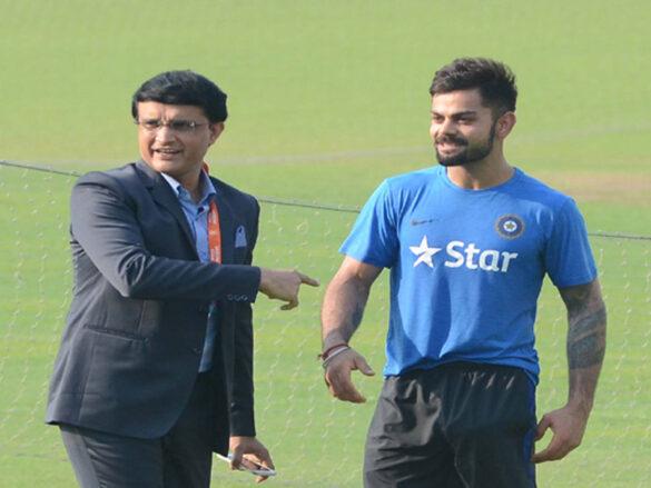 सौरव गांगुली के साथ भारतीय क्रिकेट पर लंबी चर्चा करना चाहते हैं भारतीय टीम के कप्तान विराट कोहली 1
