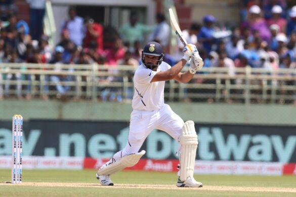 IND vs SA: 1st टेस्ट: स्टैट्स: विशाखापत्तनम में रोहित शर्मा की तूफानी पारी में लगी रिकॉर्ड की झड़ी, पहले ही दिन बने 13 रिकॉर्ड 71