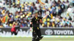 VIDEO: डेविड वार्नर के धमाकेदार शतक के दम पर श्रीलंका के खिलाफ ऑस्ट्रेलिया ने खड़ा किया ये बड़ा स्कोर 3