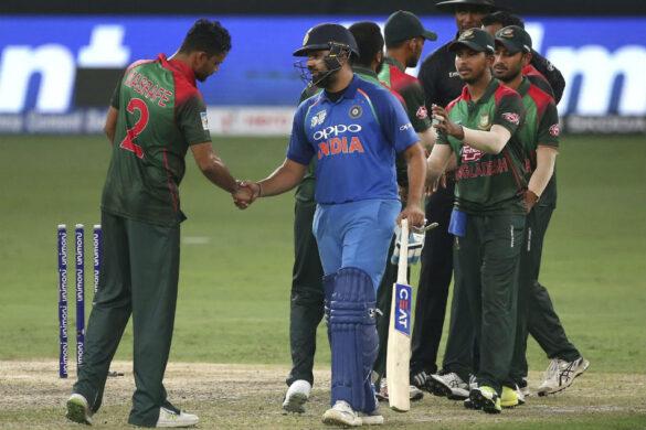 INDvBAN: टीम का ये महत्वपूर्ण खिलाड़ी चोट के चलते हुआ टी-20 सीरीज से बाहर 1
