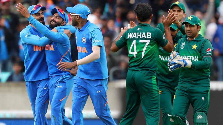 टी-20 विश्व कप से पहले पाकिस्तान से भिड़ सकती है भारतीय टीम