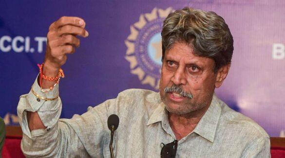 कपिल देव को सीएसी प्रमुख पद से इस्तीफा देने की जरूरत नहीं: विनोद राय 12