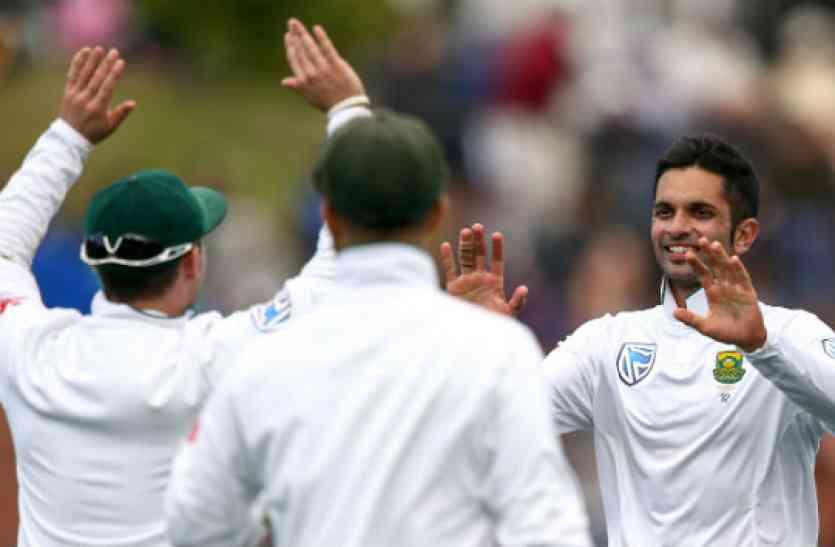 IND vs SA : कंधे की चोट के चलते तीसरे टेस्ट मैच से बाहर हुए केशव महाराज, टीम इंडिया के लिए राहत 3
