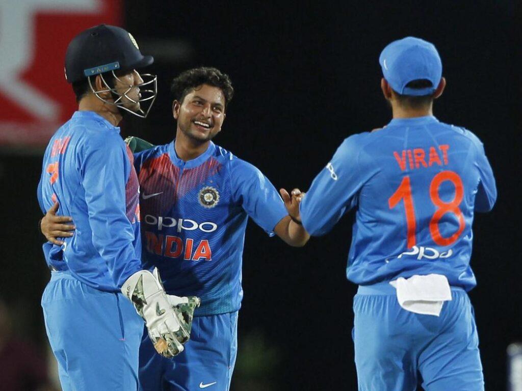 बांग्लादेश के खिलाफ टी20 टीम में वापसी ना होने पर नाराज कुलदीप यादव ने शेयर किया कुछ ऐसा 2